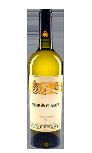 Vine in Flames Feteasca Regala